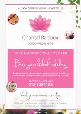 Chantal Badoux Schoonheidssalon (voorkant)